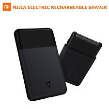 <b>Original XIAOMI MIJIA Portable</b> Electric Rechargeable Shaver Razor ...