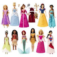Disney Princess Classic Doll <b>Collection Gift</b> Set – 11'' | shopDisney