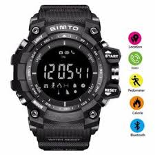 GIMTO New Men's Smart Sport Watches Stopwatch Digital ... - Vova