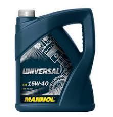 Купить <b>моторное масло</b> Mannol <b>Universal SAE</b> 15W/40 ...