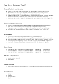 examples of resume profiles  profile in resume sample    sample resume profile statement professional  chaosz