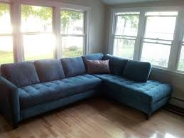 blue sofas living room: navy blue leather sectional sofa has one of the best kind of other is blue sofa living room
