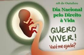 Resultado de imagem para Diapelo Direito à Vida