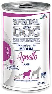 Monge <b>Special Dog</b> Excellence Medium <b>Adult</b> Lamb 1275g - 1a.lv