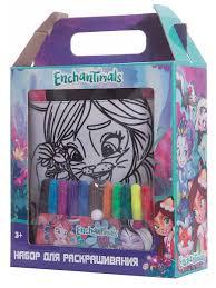 """Набор для раскрашивания сумочки """"<b>Enchantimals</b>"""" <b>Centrum</b> ..."""