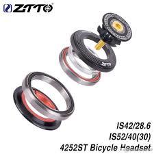 2019 <b>ZTTO</b> 4252ST <b>MTB</b> Bike Road Bicycle Headset <b>42</b> 41.8 <b>52mm</b> ...