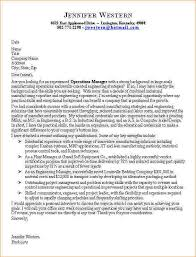 good cover letter example writing a good cover letter