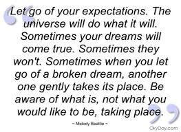 Expectation Quotes And Sayings. QuotesGram