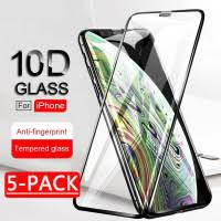 9H Titanium Alloy Edge 3D Curved Edge HD <b>Tempered Glass Film</b> ...