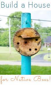make your garden even more pollinator friendly by building a diy mason bee house build diy mason