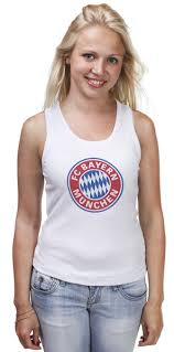 Майка классическая <b>Бавария Мюнхен</b> #663531 от coolmag по ...