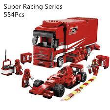 CX 21022 554Pcs <b>Model building kits Compatible</b> with Lego 8185 ...