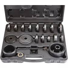 Front <b>Wheel</b> Drive <b>Bearing Remover and</b> Installer Kit, 21 Pc.