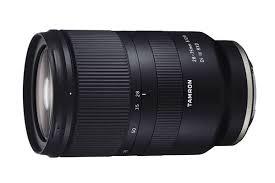Обновлена прошивка <b>объектива Tamron 28</b>-<b>75mm</b> f_2.8 Di III RXD ...