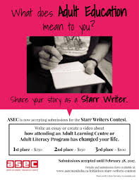 starr writers contest asec manitoba starr 2017 poster jpeg