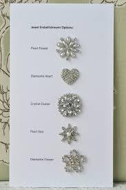 elegant ivory personalised wedding guest book ♥ choice of jewel elegant ivory personalised wedding guest book ♥ choice of jewel ribbon colour