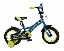 <b>Велосипед</b>, <b>Navigator</b> BINGO Синий