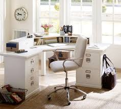 scroll to next item bedford shaped office desk