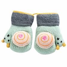 <b>Winter Warm</b> Baby cartton <b>cute Gloves Hot</b> full fingers Girls Boys ...