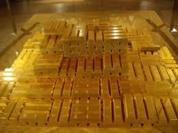 Hasil gambar untuk Bunker Penyimpanan Uang dan Emas