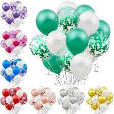 <b>30pcs</b>/<b>set 12inch Rose Gold</b> Balloon Confetti Set Birthday Party ...