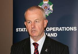 Queensland Police Commissioner Bob Atkinson talks to the media today. Photo: Amelia Bentley. Queensland's Police Commissioner says the force is prepared for ... - bob-420x0