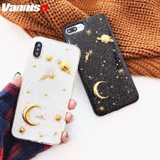 <b>Luxury Space Moon Glitter</b> Phone Case For Iphone XS MAX XR 7 8 ...