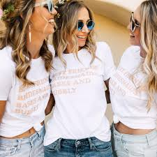 The 25 Best Bachelorette Party <b>Shirts</b> of 2019
