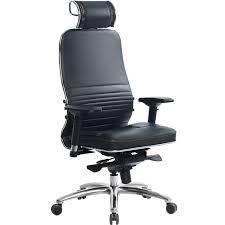 <b>Кресло</b> САМУРАЙ КL-3.03 (<b>SAMURAI KL</b>-<b>3.03</b>) черного цвета ...