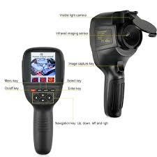 <b>HT</b>-<b>175</b> digital thermal camera imager imaging camera <b>IR infrared</b> ...