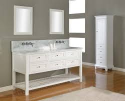 rhodes pursuit mm bathroom vanity unit: bathroom  easy on the eye white paint wooden rectangle bathroom cabinet ideas cheap with double vanities round sinks undermount on kashmir white marble top using wall mount faucets and having six drawers plus s x