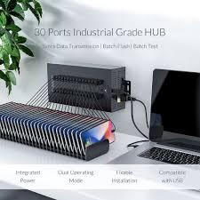 <b>ORICO</b> 30 Ports <b>USB HUB</b> Type A Industrial USB 2.0 <b>Multi</b> USB ...