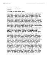 essay on solar system for kids  wwwgxartorg college essays college application essays essay on the solar systemsolar system essay