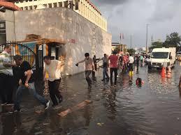 İstanbul'da beklenen kuvvetli yağış etkili olmaya başladı
