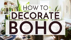 HOW TO DECORATE <b>BOHO STYLE</b> - 11 tips to get you started ...