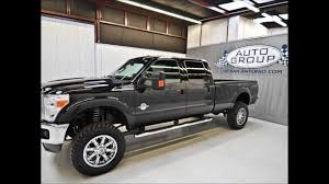 F350 Diesel For 2012 Ford F350 Diesel Lariat Fx4 Lifted Truck For Sale Youtube
