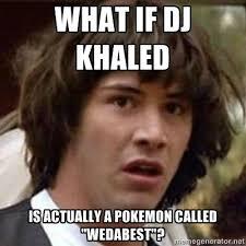 What the hell does DJ Khaled do? | Genius via Relatably.com