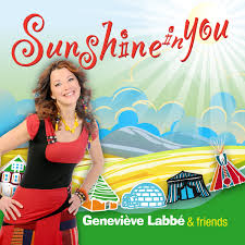 sunshine in you by genevieve labbe and friends sunshine in you