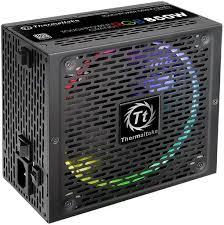Купить блок питания <b>Thermaltake Toughpower RGB</b>, <b>850Вт</b> black в ...