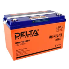 Аккумуляторные батареи <b>DELTA</b> — купить на Яндекс.Маркете