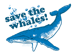 Afbeeldingsresultaat voor save the whale cartoon