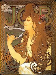 alphonse mucha 1896 for job cigarettes definitely one of my alphonse mucha 1896 for job cigarettes definitely one of my favorites from art