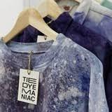 Окрашивание готовой одежды методом <b>Garment</b> dyed