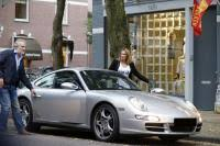 Photo of Lieke van Lexmond Porsche - car
