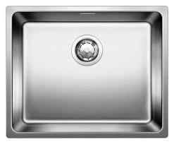 Врезная <b>кухонная мойка Blanco Andano</b> 500-U 54х44см ...