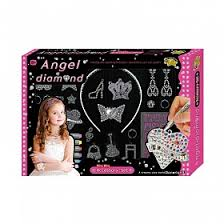 <b>Игровой набор Angel Diamond</b> - Accessory Set