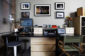 amusing design about home office furniture for two people iwth fotos y plain wall color y amusing design home office
