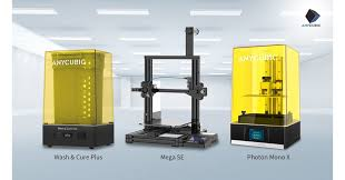 <b>Anycubic</b> Showcases the Mega SE 3D Printer and <b>Wash & Cure</b> ...