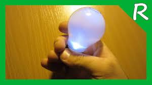 Фокус с <b>лампочкой</b> [Часть 1] <b>Лампочка</b> горит у Вас в руке - YouTube