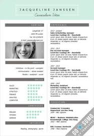 ideas about creative cv template on pinterest   creative cv    creative cv template in word and powerpoint   color versions in   https